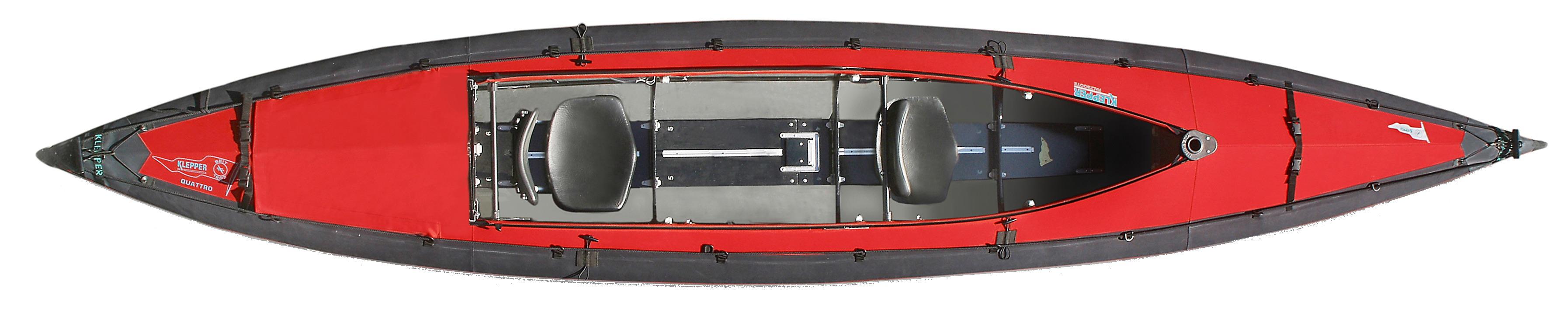 Aerius II 545 Quattro - Klepper Folding Kayaks official